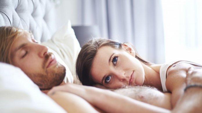 Під час сексу жінки думають про…