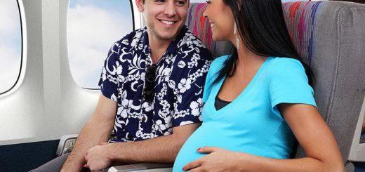 Чи можна вагітній літати літаком?