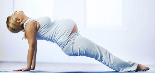 Фізичні навантаження під час вагітності
