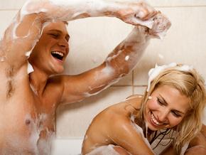 фото секс у ванні