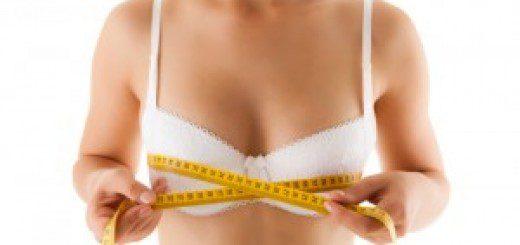 Як визначити розмір грудей для вибору бюстгальтера