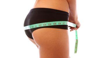 Вправи для схуднення та скидання ваги в області сідниць