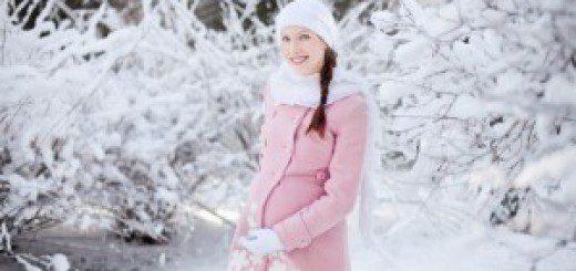 Вагітність взимку