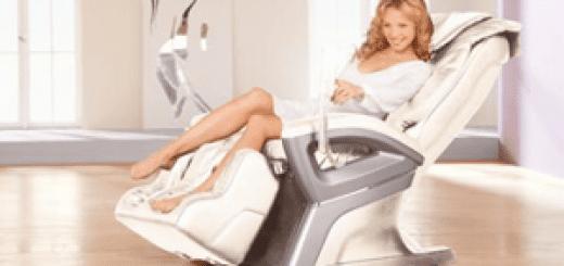 Масажні крісла для майбутніх мам