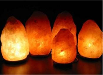Сольова лампа