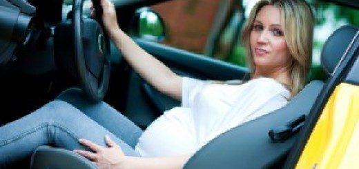 Ваша вагітність і автомобіль