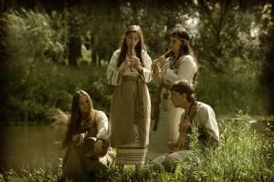 Материнство в Стародавній Русі