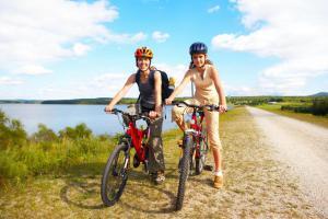 Вагітність та велосипед