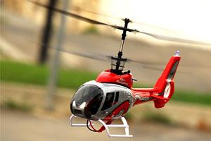 Вертоліт на радіокеруванні