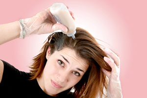 Чи можна вагітним фарбувати волосся?