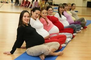 Обираємо курси для вагітних