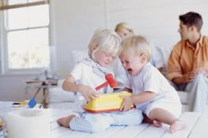 Як справитися з нападами люті у дитини?