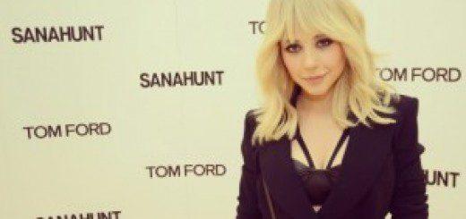 Тіна Кароль стала обличчям бренду Tom Ford в Україні