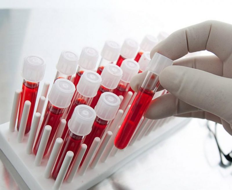 аналіз крові при вагітності
