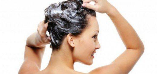 миємо волосся