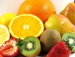 тропічні фрукти для вагітної