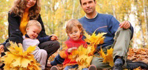 Осінні вихідні Як розважити дитину і розважитися самим