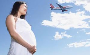 Переліт при вагітності