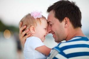 Тато і дочка