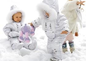 Як одягати дитину в холодну погоду