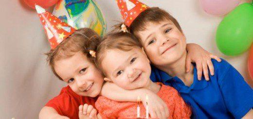 Як відзначити день народження дитини в два роки