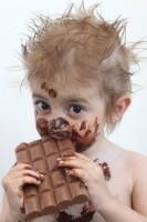 Чому дітям не можна шоколад до 3 років