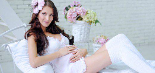 Фотосесія вагітності секрети краси