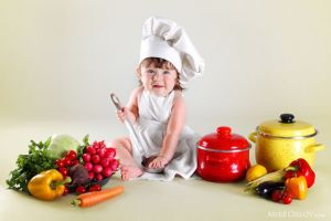 Харчування дітей віком від року до трьох років
