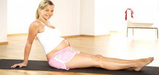 Вправи під час вагітності