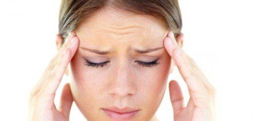 Якщо болить голова під час вагітності ...