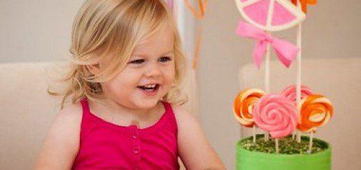 Корисні солодощі для дітей