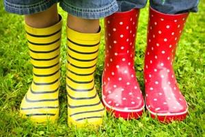 Мода на гумові чоботи1