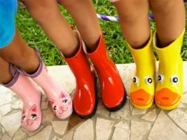 Мода на гумові чоботи2