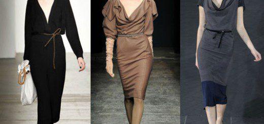 Трикотажні сукні як вибрати і з чим носити