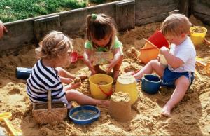 Великі секрети маленької пісочниці