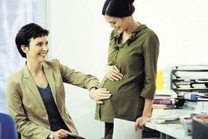 Як і коли повідомити про вагітність на роботі
