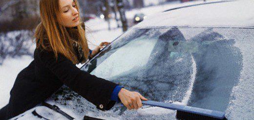 Як водити авто взимку