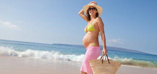 Купальники для вагітних