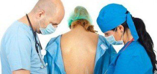 Епідуральна анестезія при пологах