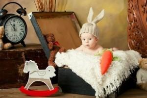 Як одягнути дитину на свято