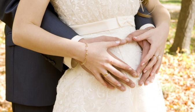 вагітність і весілля
