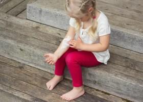 Догляд за шкірою при атопічному дерматиті