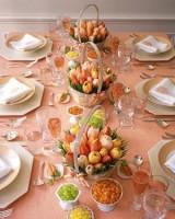 Як прикрасити стіл на Великдень2