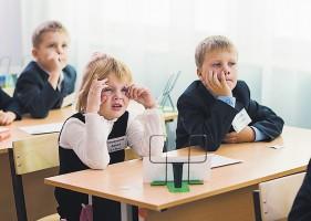 Чи варто віддавати дитину в школу завчасно