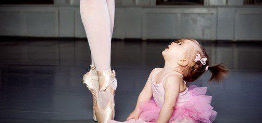 Діти і танці