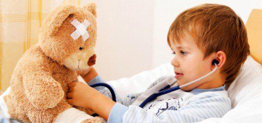 грип у дітей