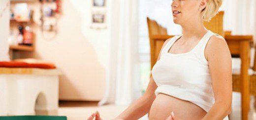 Дихальна гімнастика для майбутніх мам