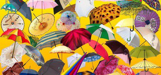 Як виділитися з натовпу за допомогою парасольки