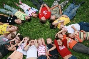 Заходи для дитячого табору