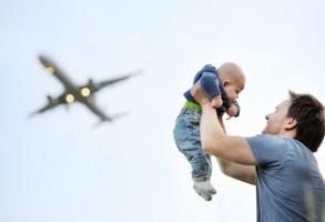 Дитина в літаку. Тонкощі перельоту